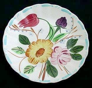 reference pic for  Blue Ridge SPI Southern Potteries  6107