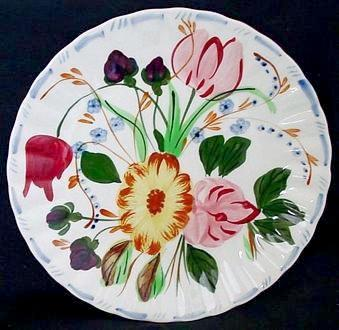 reference pic for  Blue Ridge SPI Southern Potteries  7689