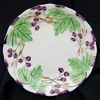  Blue Ridge SPI Southern Potteries  reference pic for fox grape 90325