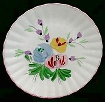  Blue Ridge SPI Southern Potteries  reference pic for rosette 90201