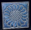 Pigeon Forge BLOCK QUILTING DESIGN Tile - #8135